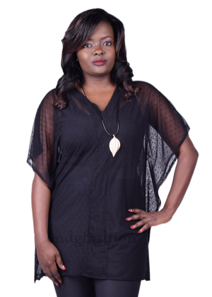 109-vneck-kaftan-top---black-net-front-ndg-fashion