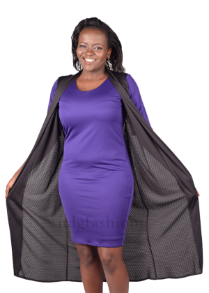 120-purple-pencil-dress-with-net-coverup-front-ndg-fashion